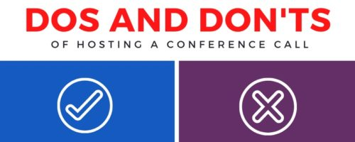 Dos and Don'ts of Hosting a Conference Call feat image