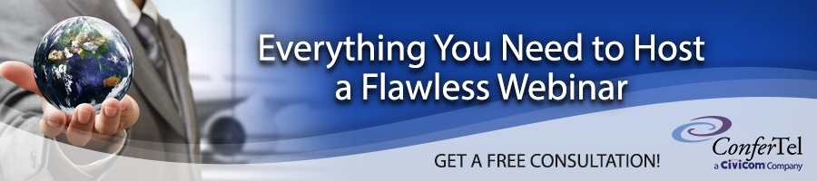 Everything You Need to Host a Flawless Webinar - Get A Free Consultation