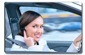 Hands-Free Conference Entry - eyes on the road!