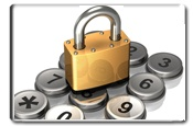 Unique Passkeys - secure entry codes: